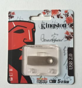 Флешка USB 128 GB Kingston