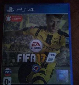 ФИФА 17 на ps4