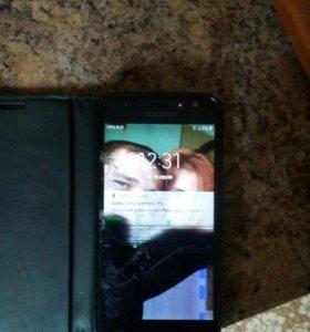 Samsung j3 и zte BLADE A610C