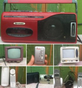 Электроника девяностых