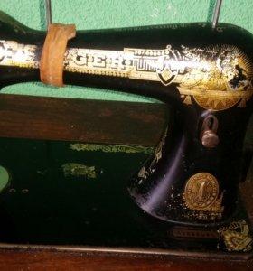 Швейная машинка Зингер.