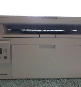 Принтер LaserJet Pro MFP M132a