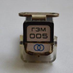 Гзм -005 с иглой