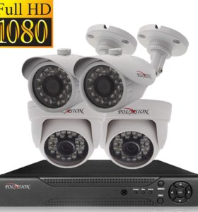 Kit 2003-2202 комплект из 4 видеокамер 2Мп