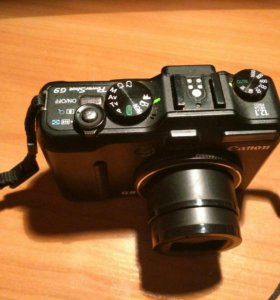 Фотокамера Canon G9
