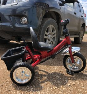 Велосипед Moby kids