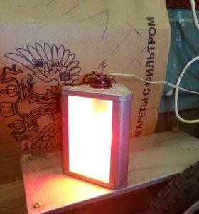Лампа красная для фотопроявки пленок