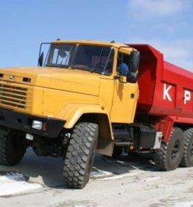 Продаются автозапчасти для КРАЗа