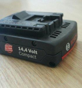 Аккумулятор к шуруповерту Bosch  новый