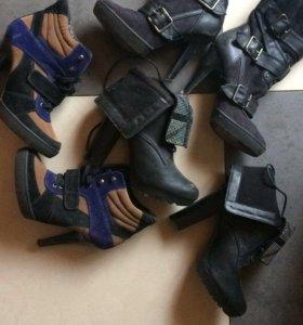 Обувь 35 размер, даром