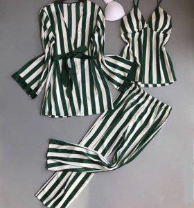 Очень красивая пижама( доставка бесплатно)