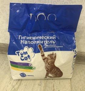 Наполнитель для кошек, 4,5 литра