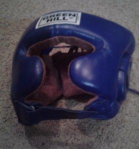Шлем для работы в парах (Green Hill)