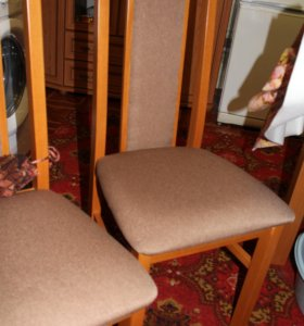стол обеденный+4 стула