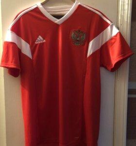Новая футболка adidas сборная России по футболу