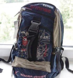 Новый рюкзак winner