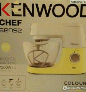Кухонная машина Kenwood Chef Sense KVC51