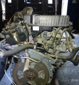 Двигатель zj mazda demio