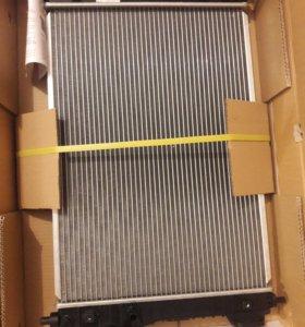 Радиатор охлаждения Авео новый