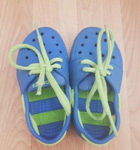 Crocs макасины