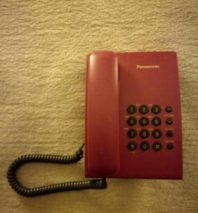 Кнопочный телефон Panasonic kx-ts2350rur