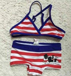 Новый купальный костюм