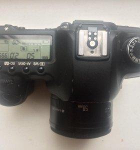 Фотоаппарат canon 5 d mark 2