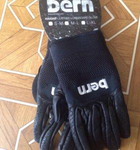 Перчатки для лонгборда Bern