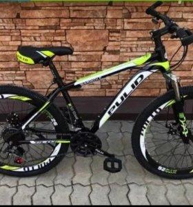 Велосипеды на литых дисках