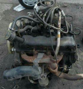 Двигатель дизель форд транзит и кпп
