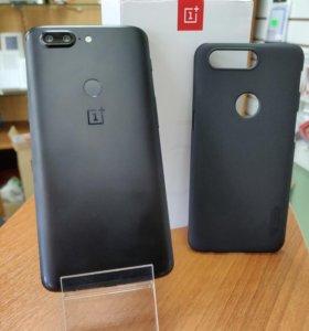 Б/У OnePlus 5t 6/64gb идеал