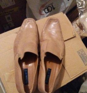 Туфли мужские итальянские