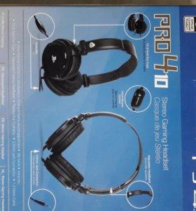 Гарнитура PRO4-10 (sleh-00271 4G-4887BLK)