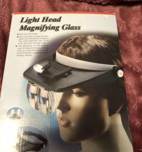 Увеличительные очки новые