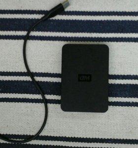 Внешний жёсткий диск HDD WD 500GB