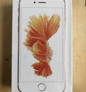 Новый iPhone 6s 64gb