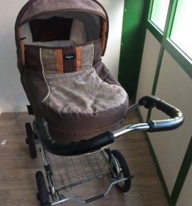 Детская коляска Emmaljunga edge duo combi