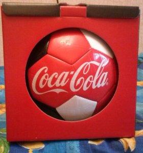 Коллекционный футбольный мяч