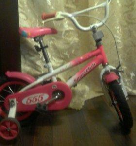 Велосипед для принцессы