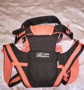 Слинг - сумка переноска для ребёнка.
