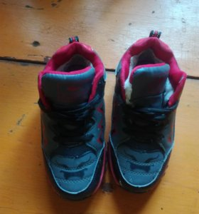 Теплые батиночки