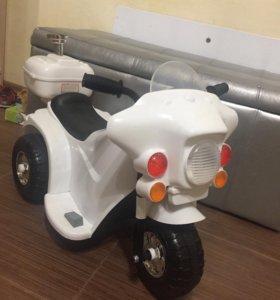 Мотоцикл электрический