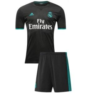 Футбольная форма Реал Мадрид Гостевая