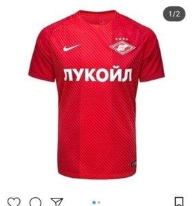 Футбольная форма Спартак Москва