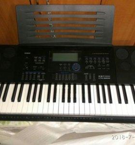 Синтезатор Casio CTK6200