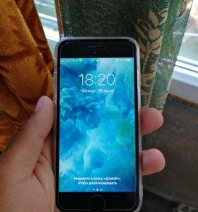 iPhone 6s 16gb(2 месяца)