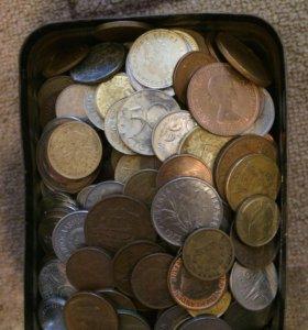 Иностранные Монеты (1) иностранка