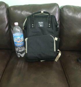 Рюкзак для мамы baby mo беби мо