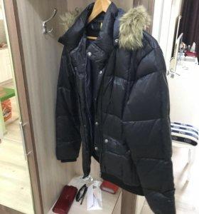 Зимняя куртка Adidas Origanal