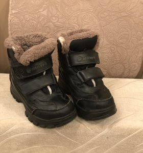 Зимние ботиночки 31 р